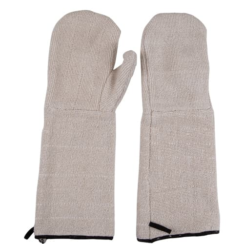 """FMP 133-1479 Oven Mitts 17"""" overall length  sold by the pair"""