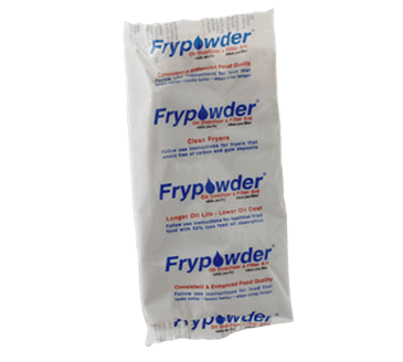 FMP 133-1603 Fryer Oil Life Extending Powder by Miroil Includes 72 packs