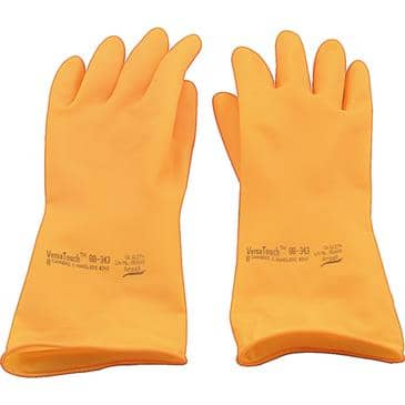 "FMP 133-1844 Latex Gloves 12"" L  sold as a pair"