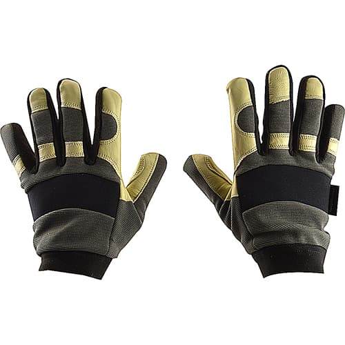 FMP 133-1851 MechPro Tech Gloves by Wells Lamont Medium  sold by the pair