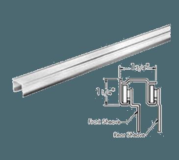 "FMP 134-1048 48"" Sanitary Overhead Track"