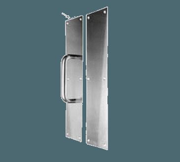 FMP 134-1096 Door Pull Plate Stainless steel