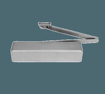 FMP 134-1118 Adjustable Door Closer Aluminum finish