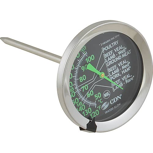FMP 138-1265 Meat/Poultry Thermometer 120* to 200*F