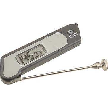 FMP 138-1321 ProAccurate Digital Grill Thermometer -58* to 572*F