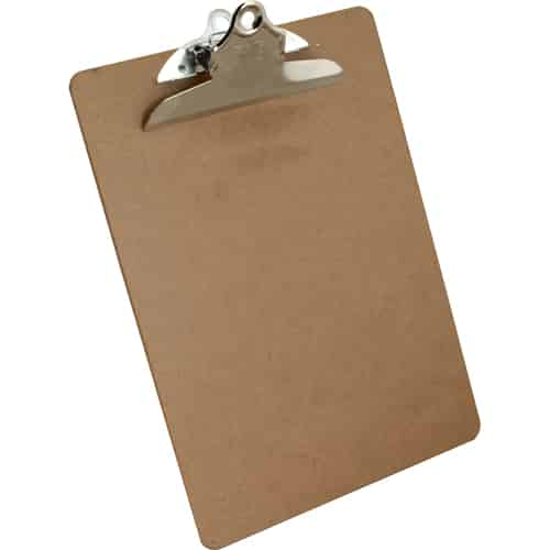 FMP 139-1028 Clipboard