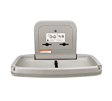 FMP 141-2119 Horizontal Baby Changing Station by Koala Kare