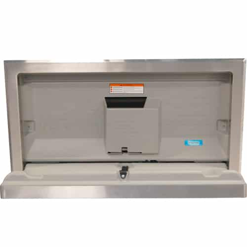 FMP 141-2161 Horizontal Baby Changing Station by Koala Kare