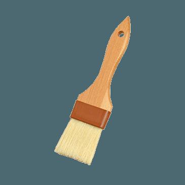 "FMP 142-1372 Basting Brush 9"" long straight handle"