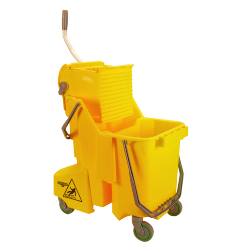 FMP 142-1549 2-Section Mop Bucket with Wringer by Unger