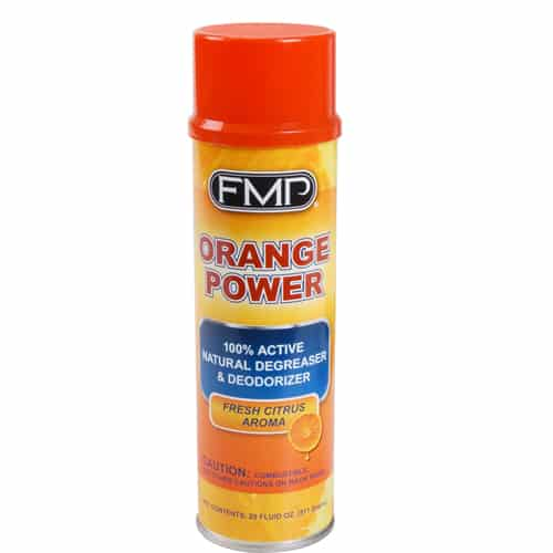 FMP 143-1088 Orange Power Liquid Degreaser