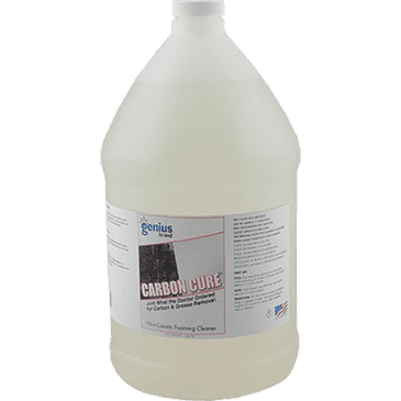 FMP 143-1172 Carbon Cure Non-Caustic Foaming Cleaner 1 gal refill