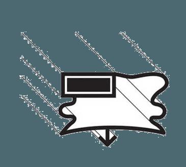 FMP 148-1101 Refrigeration Gasket