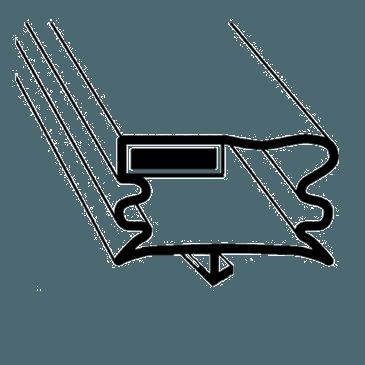 FMP 148-1132 Refrigeration Gasket