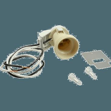 FMP 148-1141 Incandescent Lamp Socket Includes hardware
