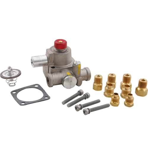 FMP 153-1007 TS Magnet Head Kit Inlet and outlet for pilot