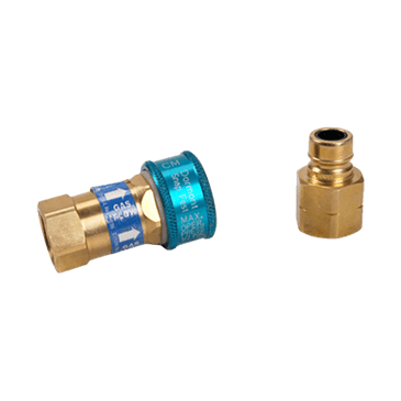 "FMP 157-1050 SnapFast Quick Disconnect Coupling by Dormont 3/4"" NPT"