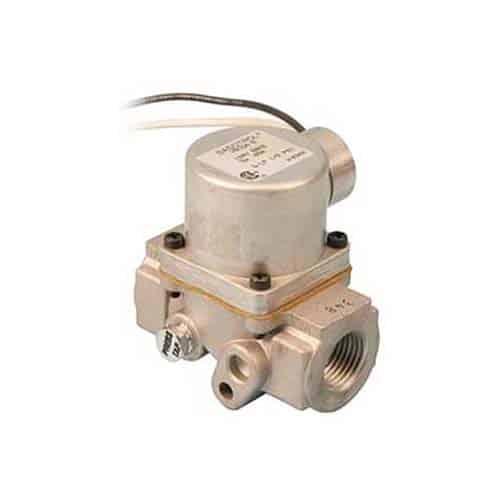 """FMP 158-1006 Basotrol Gas Solenoid 1/2"""" NPT inlet and outlet"""