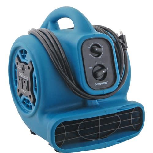 FMP 159-1170 Mini Floor Dryer 800 CFM