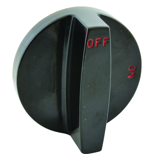 """FMP 166-1228 Valve Knob Flat up in the """"Off"""" position"""