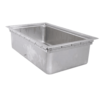 FMP 173-1137 Pan Warmer with Drain Assembly
