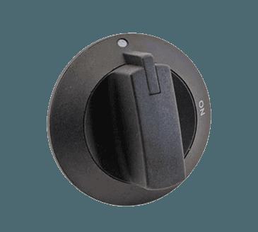"""FMP 173-1139 Valve Knob Fits .25"""" diameter D stem"""