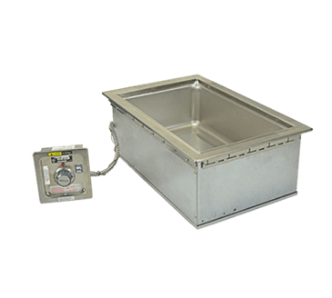 FMP 173-1142 Top Mount Drop-In Food Warmer by Wells With thermostat