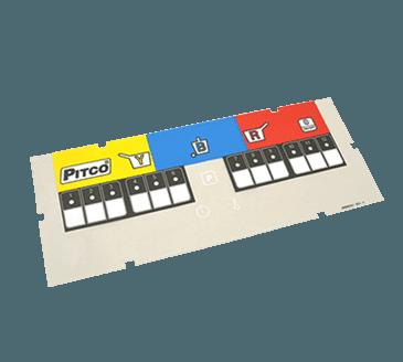 FMP 175-1221 3-Zone Overlay