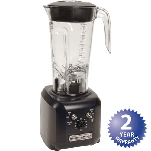 FMP 176-1485 Tango Blender by Hamilton Beach 48 oz polycarbonate container