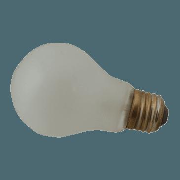 FMP 180-1057 Shatterproof Incandescent Bulb Medium base  130V  60W