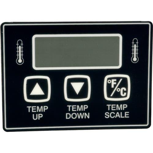 FMP 183-1335 Control Panel Label