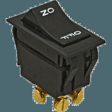 FMP 183-1336 Rocker Switch DPST  On/Off