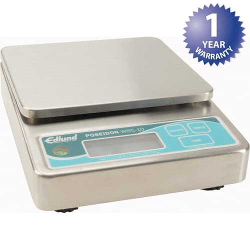 FMP 198-1170 Poseidon Digital Scale by Edlund
