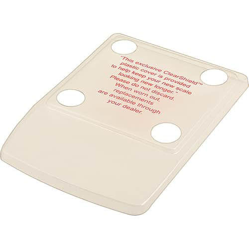 FMP 198-1224 ClearShield Scale Covers for Bravo! Digital Scale by Edlund Pack of 3