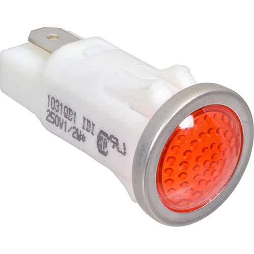 FMP 204-1304 Indicator Light Red lens