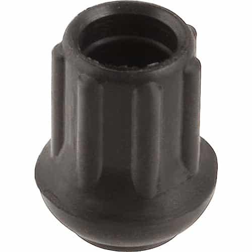 FMP 215-1021 Rubber Foot Black