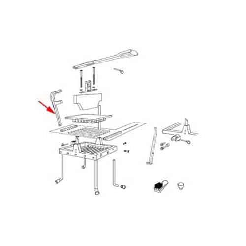 FMP 215-1164 LINKAGE  OPERATION ARM
