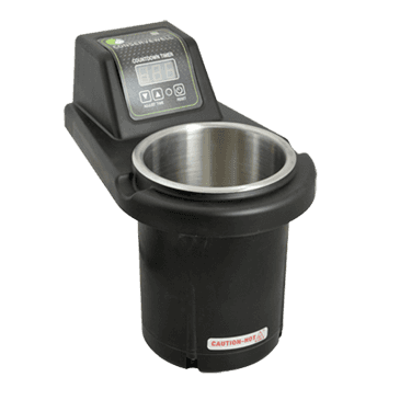 FMP 217-1295 ConserveWell Heated Dipperwell with Programmable Timer by Server Drop-in