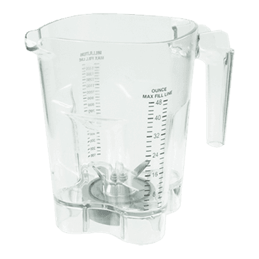 FMP 222-1340 Container with Blending Assembly 48 oz