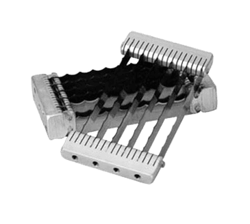 "FMP 224-1015 Blade Assembly 3/16"" cut  17 blades"