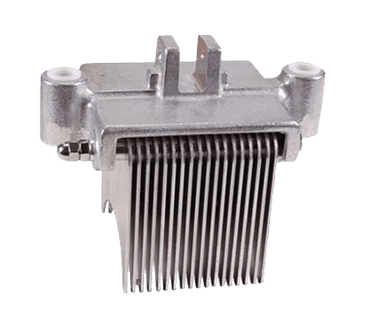 "FMP 224-1203 Pusher Assembly 3/16"" cut  18 fins"