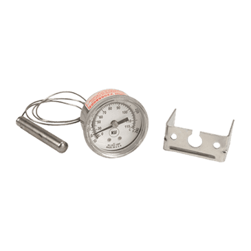 FMP 227-1017 Thermometer with Bracket