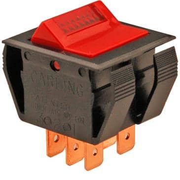 FMP 228-1266 Lighted Rocker Switch