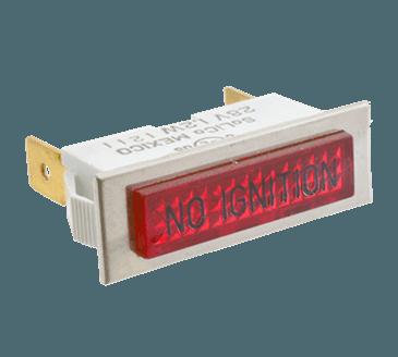"""FMP 228-1318 Indicator Light 1/4"""" tab terminals"""