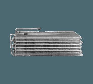 "FMP 232-1012 Refrigerator Evaporator Coil 20"" x 8"" x 4"" finned area"