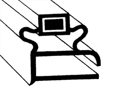 FMP 235-1037 Refrigeration Gasket