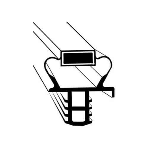 FMP 235-1072 Drawer Gasket