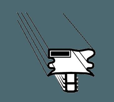 FMP 235-1112 Refrigeration Gasket