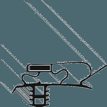 FMP 235-1167 Refrigeration Gasket