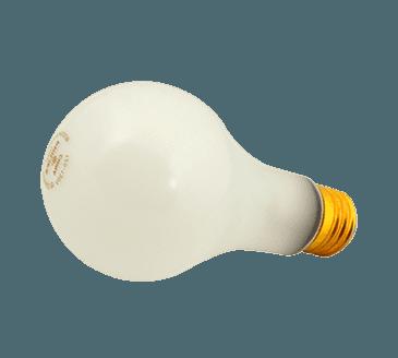 FMP 253-1145 Shatter-Resistant Coated Light Bulb Shatter-resistant bulb